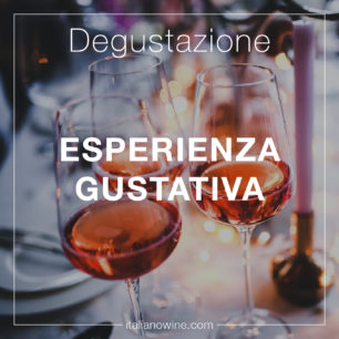 Esperienza gustativa IT