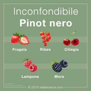 Profumo Pinot nero IT