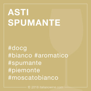 Asti Spumante DOCG IT