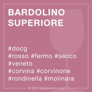 Bardolino Superiore DOCG IT