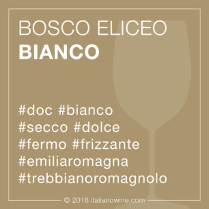 Bosco Eliceo Bianco DOC IT