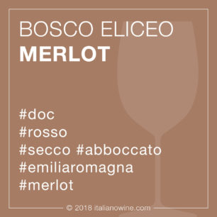 Bosco Eliceo Merlot DOC IT