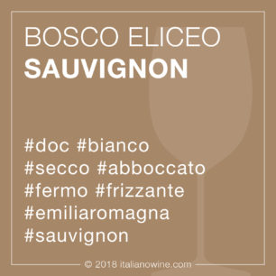 Bosco Eliceo Sauvignon DOC IT