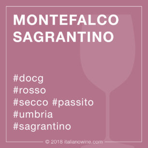 Montefalco Sagrantino DOCG IT