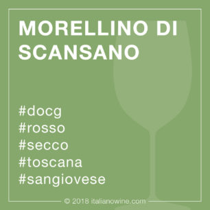 Morellino di Scansano DOCG IT