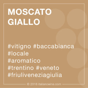 Moscato Giallo IT