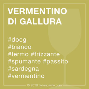 Vermentino di Gallura DOCG IT