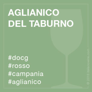 Aglianico del Taburno DOCG IT