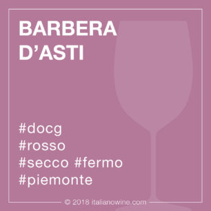 Barbera d'Asti DOCG IT