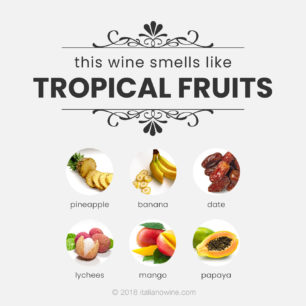 Aromi frutta tropicale EN tropical fruits aromas